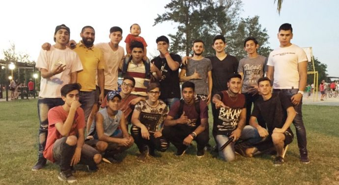 El FreeStyle dijo presente en Villa Minetti y reunió un importante marco de jóvenes