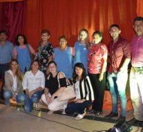 Cierre de actividades en el Liceo Municipal de Tostado