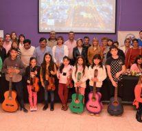Tostado: Apertura de Actividades del Liceo Municipal
