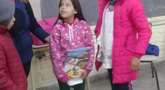 Taller Literario Infantil en Tostado