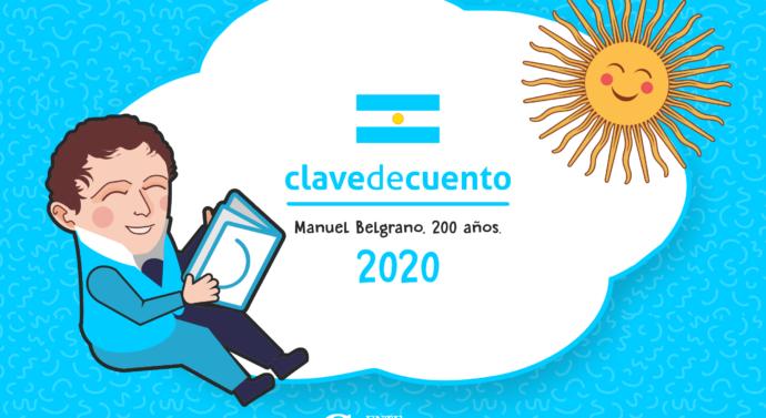 Los niños le escriben a Belgrano en «Clave de Cuento 2020»