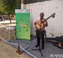 «Cultura al Paso» una propuesta innovadora de la ciudad de Tostado