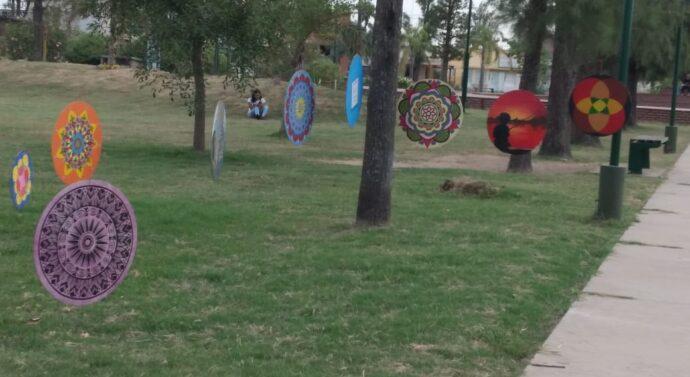 Los «Mandalas Santafesinos» visitan Villa Minetti