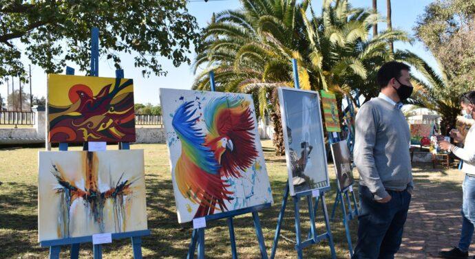 «Forma y Color» sigue girando en la ciudad de Tostado