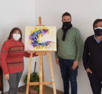 La obra de Gladys Iruretagoyena representará a la Usina VI