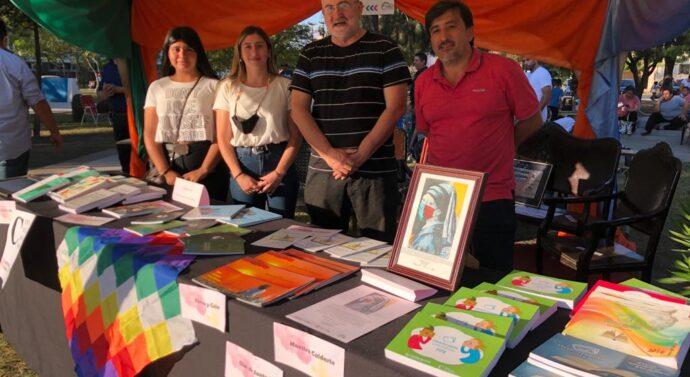 Producciones del Ente Cultural Santafesino se expusieron en Tostado