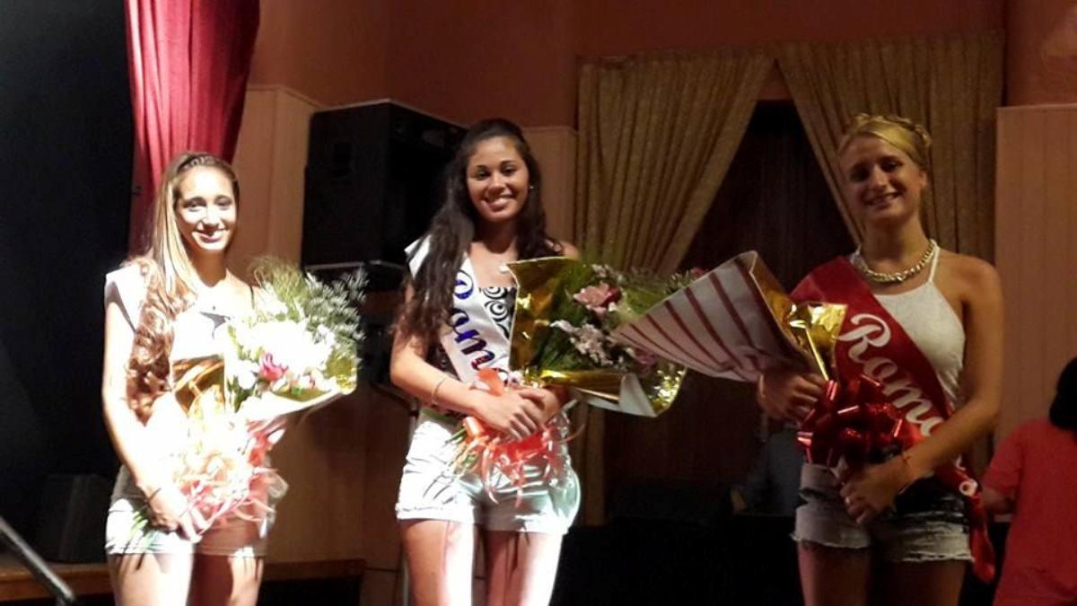 Romang eligió sus candidatas a reina para la Fiesta del Sol