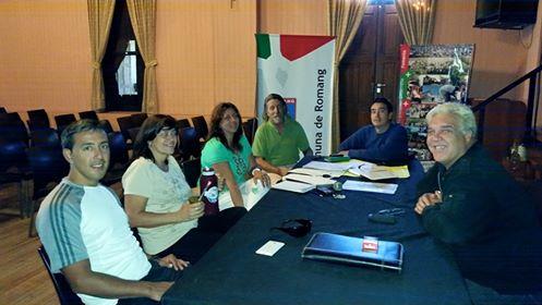 El Equipo de Cultura y Deportes de Romang proyecta su Agenda cultural