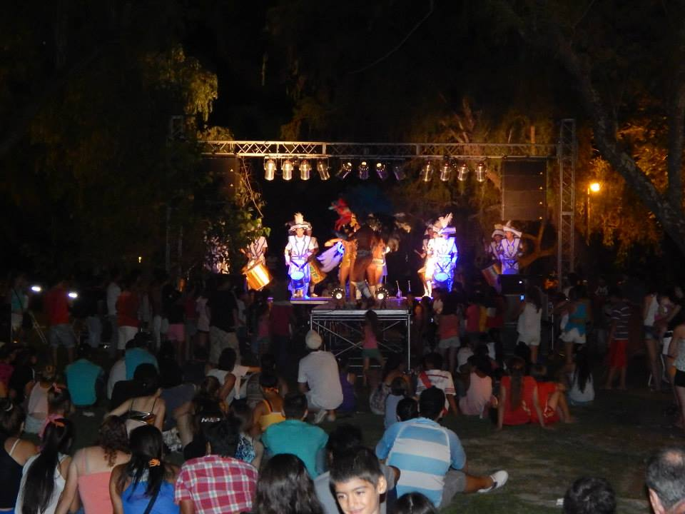Romang: Celebraron el Día de Mujer en el cierre de Temporada del Camping Brisol