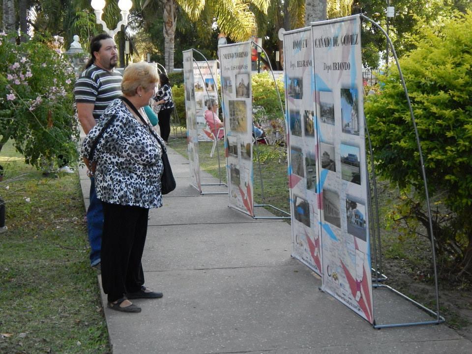 La Muestra «Imágenes de mi Pueblo» presente en el Aniversario de Romang