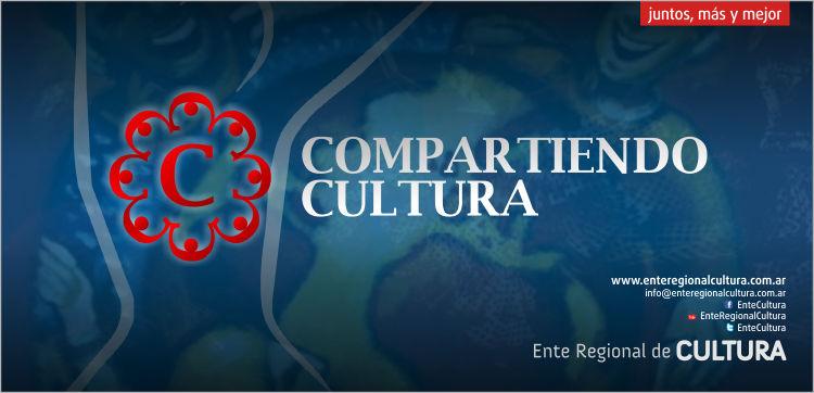 """Romang y María Juana ponen en marcha el programa """"Compartiendo Cultura"""""""