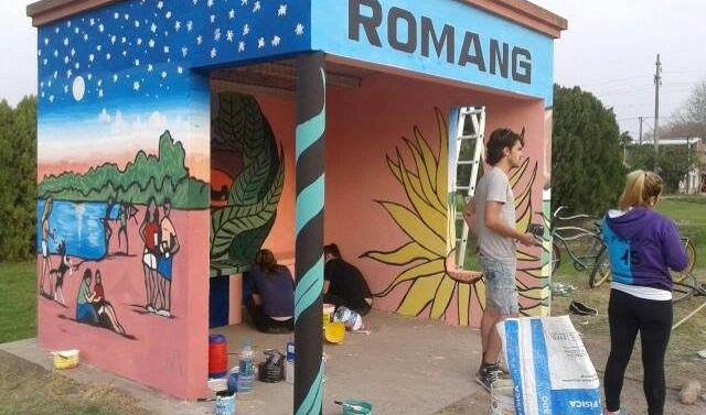 «Faros del Campo» ya está brillando en Romang