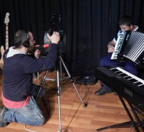 Romang: «Los Talleres Musicales» grabaron un CD a nivel nacional