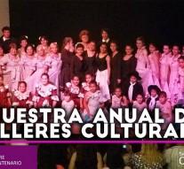 Malabrigo: Muestra anual de Talleres Culturales 2015