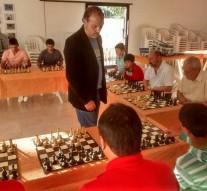 Torneo de Ajedrez en Malabrigo
