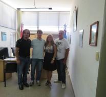 El Ente Cultural Santafesino se reunió en Helvecia