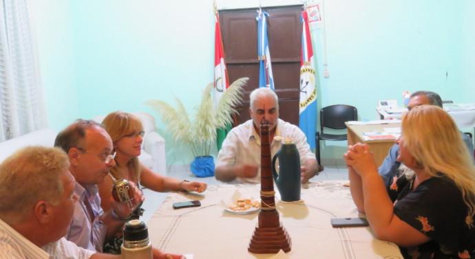 Villa Ana confirma su presencia en el Ente Cultural Santafesino