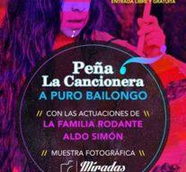 """Reconquista: Vuelve la Peña """"La Cancionera"""""""