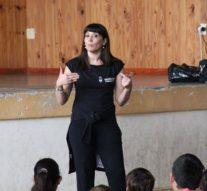 """La Directora de la """"Cia Nacional de Danza Contemporánea"""" capacitará en Reconquista"""