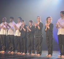 """Deslumbrante presentación de la """"Compañía Nacional de Danza Contemporánea"""""""
