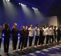 Emocionante función de la Cía Nacional de Danza Contemporánea en Alejandra