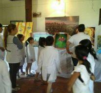 La Muestra «PrimaverArte» se expone en San Antonio de Obligado