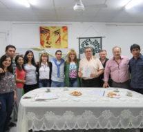 """La Biblioteca """"Jose M. Estrada"""" de Las Toscas será sede del Ente Cultural Santafesino"""
