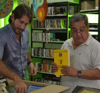 Las Toscas: La Biblioteca Estrada recibió una importante donación de libros