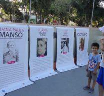 """La Muesta """"Ellas y la lucha por sus derechos"""" desde Tortugas a Las Toscas"""