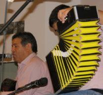 """""""Los Caminos del Acordeón"""" hicieron un alto musical en la ciudad de Vera"""