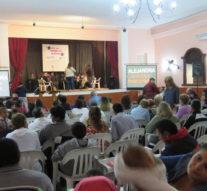 Alejandra: «Los Caminos del Acordeón» sonaron en el paraíso de la costa santafesino