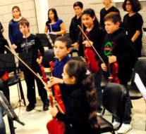 Reconquista: La Orquesta de Niños abre las inscripciones