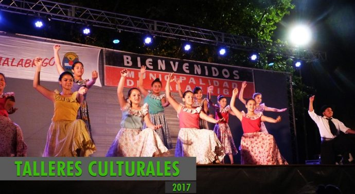 Malabrigo: Inscripción Talleres Culturales 2017