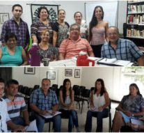 La Usina Cultural VII llevó a cabo su primera reunión mensual en Reconquista y Las Toscas
