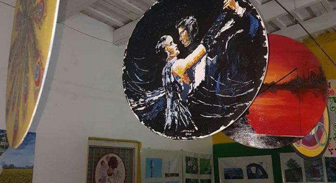 La Muestra de Mandalas Santafesinas visita la ciudad de Florencia