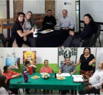 Nuevo encuentro de la Usina Cultural VII en Reconquista y Las Toscas
