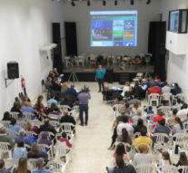 Imponente presentación de la Usina Cultural VII en Malabrigo