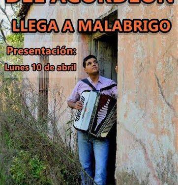 """En Malabrigo """"Los Caminos del Acordeón"""" se proyectará en cuatro funciones"""