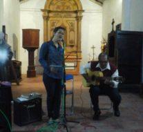 «Historias y Canciones» se presentó en San Antonio de Obligado
