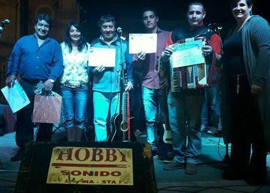 San Antonio de Obligado reconoció al Cuarteto San Antonio