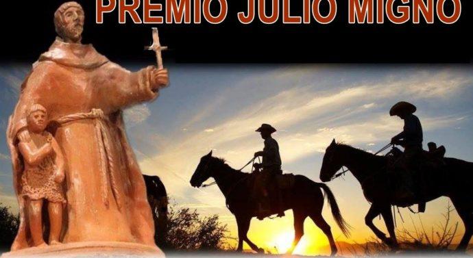 El Premio Julio Migno comienza a recorrer la provincia de Santa Fe