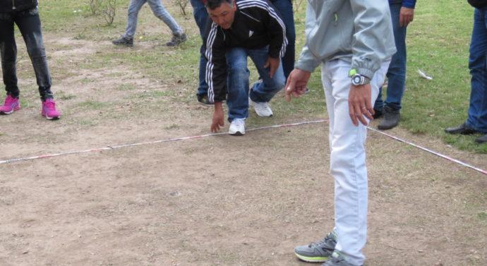 """En todo el territorio santafesino se sigue llevando a cabo el """"Torneo Provincial de Bolitas"""""""
