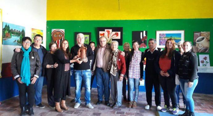 """Desde la primera ciudad santafesina el Premio Provincial """"Julio Migno"""" inició su recorrido"""