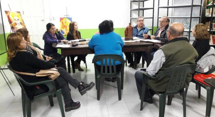 En las Toscas se llevó a cabo una nueva reunión de la Usina VII