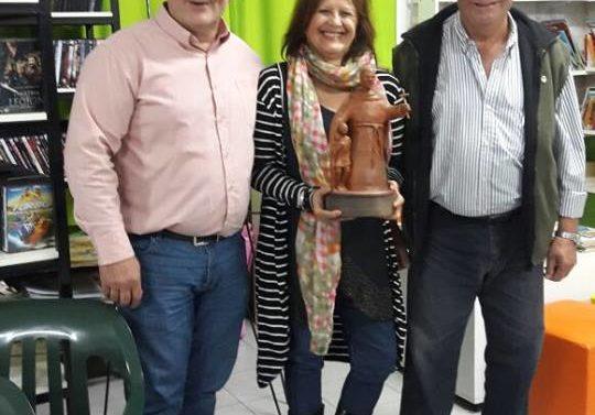 """El Premio Provincial """"Julio Migno"""" llegó a la localidad de Ingeniero Chardounier"""