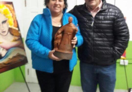 """El premio Provincial """"Julio Migno"""" ya se encuentra en Villa Guillermina"""