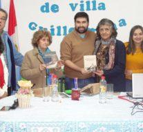 El libro «Recuerdos del Templo de Villa Guillermina» se presentó en Las Toscas