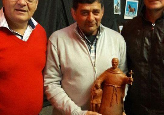 """El Premio Provincial """"Julio Migno"""" pasó por la comunidad de Alejandra"""