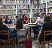 Un nuevo encuentro de la Usina VII en la ciudad de Las Toscas