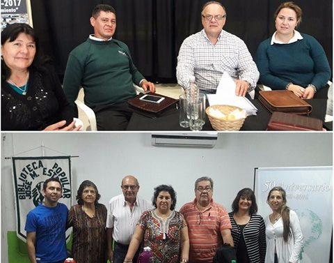 La Usina Cultural VII se reunió en Malabrigo y Las Toscas